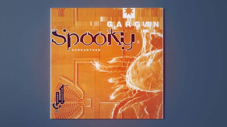 SPOOKY - GARGANTUAN Vinyl Front cover