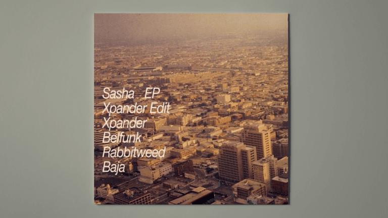 Sasha Xpander EP Vinyl Cover